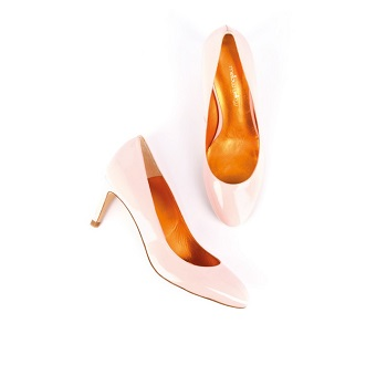 Mellow Yellow Pump Beyoung Light Pink