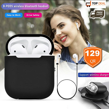 B-POD5 Wireless Bluetooth Headset