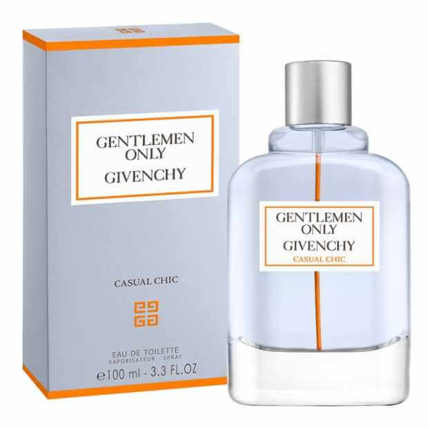 Givenchy Gentlemen Only Casual Chic, 100ml
