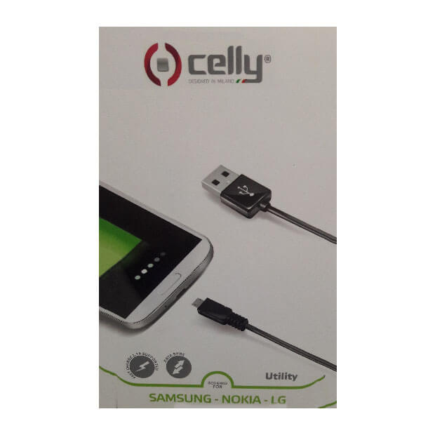 Celly USB Micro Data Cable