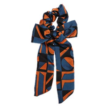 Summer Scarf Bow Tie Style 05