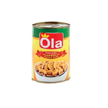 Ola Mushroom Pieces and Steams 184gm