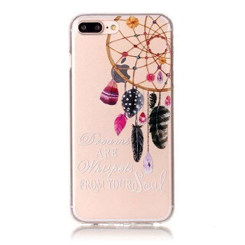 Dream Catcher Transparent Case (iPhone 7 Plus)
