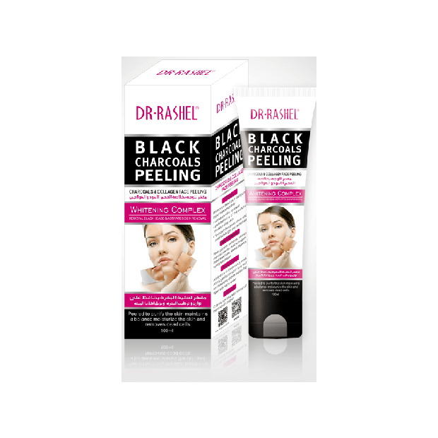 Black Charcoals Peeling, 100ml