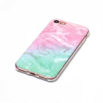 Pink Marble Case ( iPhone 8 )