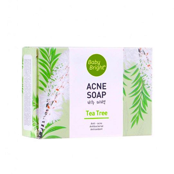 Baby Bright Tea Tree Acne Soap 55g