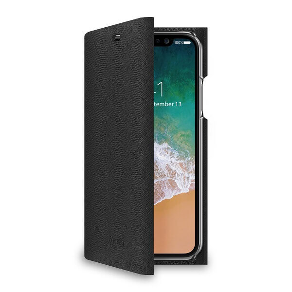 Apple iphone X Shell 900BK Cover