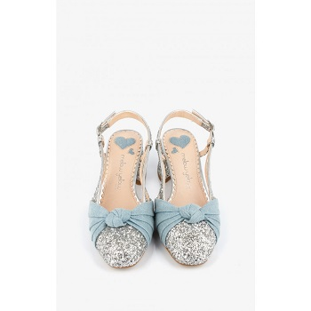 Mellow Yellow Pumps Dadena Light Blue