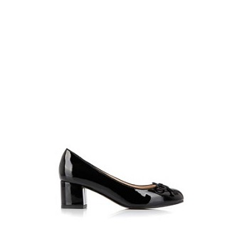 Mellow Yellow Pumps Eclopy Black