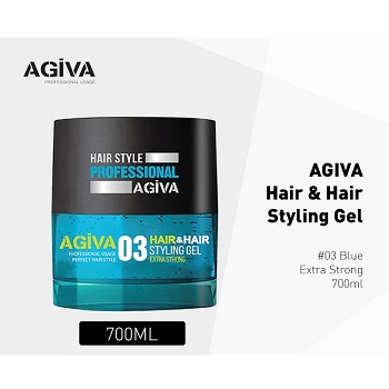 Agiva Hair Gel 700ml  A-7-B