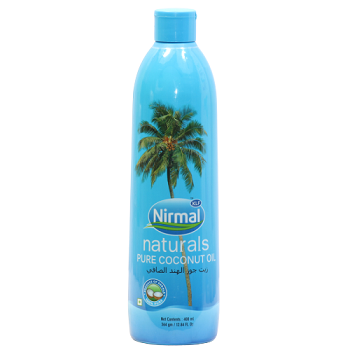 KLF Nirmal Coconut Oil 400ml