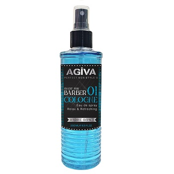 Agiva After Shave Cologne Spray 250ml  A-M-2