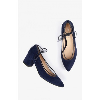 Mellow Yellow Pumps Castylista Navy
