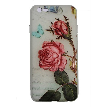 Red Rose Flower Case (iPhone 6)