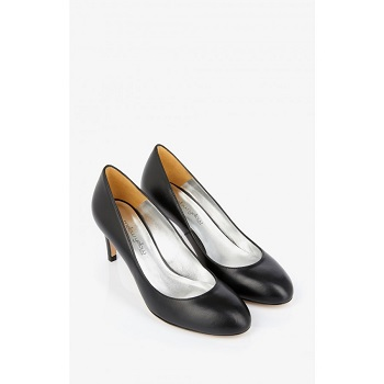 Mellow Yellow Pumps Ceyoung Black