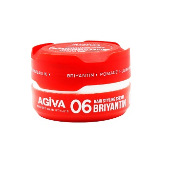 Agiva Hair Styling Cream Briyantin  A-B-R