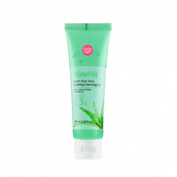 Cathy Doll Fresh Aloe Vera Soothing Cleansing Gel 100ml AloeHa