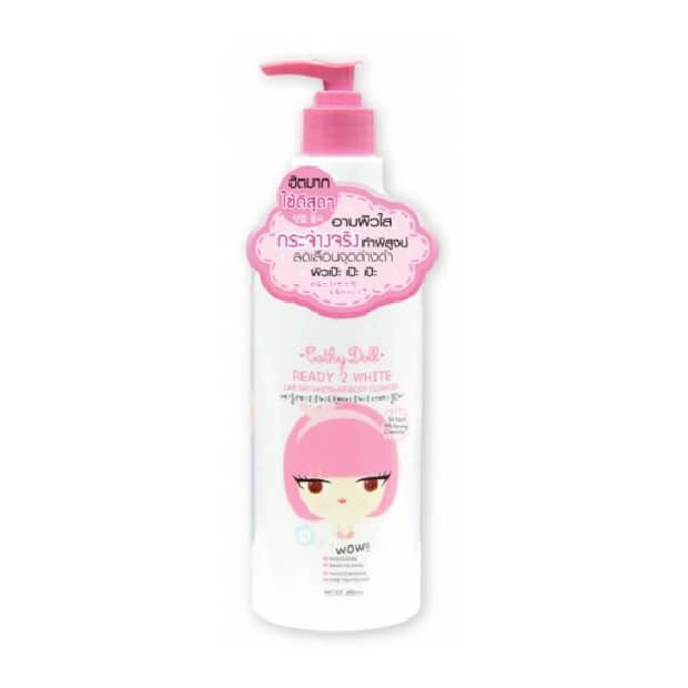 Cathy Doll Whitener Body Cleanser