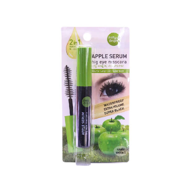 Baby Bright Apple Serum Big Eye Mascara