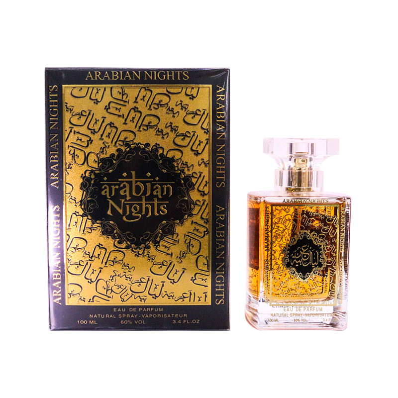 Arabian Nights Eau De Perfume