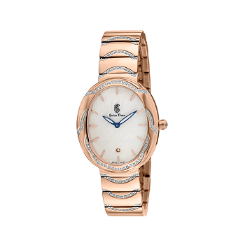 Swiss Time Quartz Women's Watch