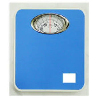 Beurer Mechanical Weighing Scale (BLUE)