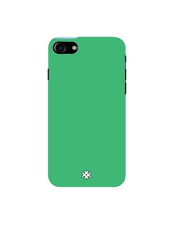 Hash  Apple  iPhone 7 Solid Peace Green Premium Phone Case