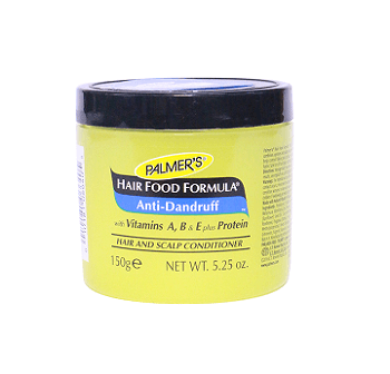 Palmers Hair Food Formula Anti Dandruff 150gm