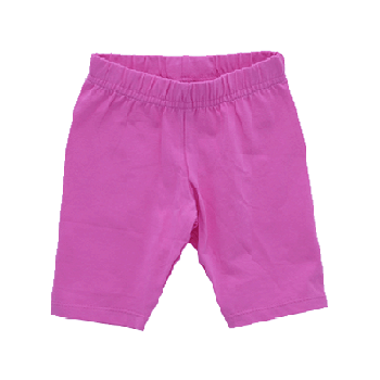 Cotton Shorts for Kids Girl, Pink
