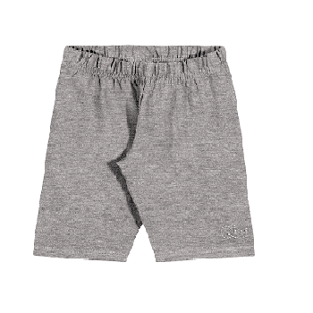 Summer Kids Girl Casual Shorts, Gray