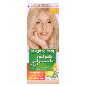 Garnier Natural Hair Color 10 Ultra Light Blonde