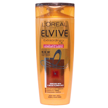 Loreal Elvive Oil Shampoo Dry Hair 400ml