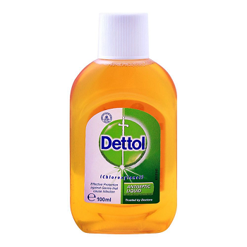 Dettol Liquid Antiseptic 100ml