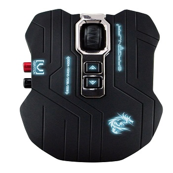 Gaming Mouse Gaia 4000 Dpi With Vibration Function