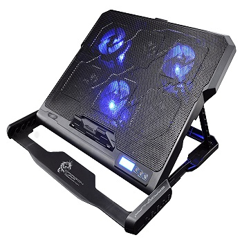 Gaming Fan Dragon With 6 Speed Modes With 2 Usb