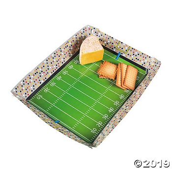 Football Stadium Trays