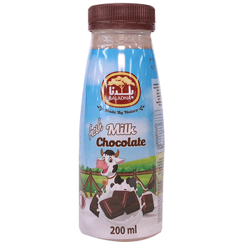 Baladna Chocolate Milk 200ML