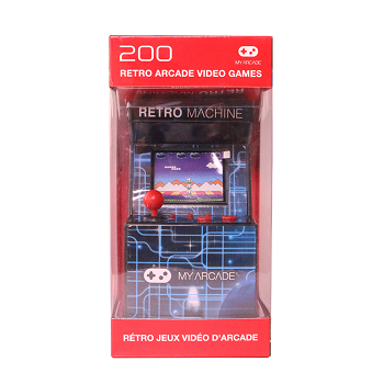 Retro Machine With 200 Games Built-in