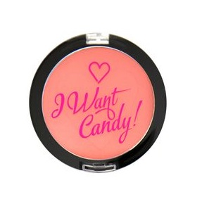 MUR- I Heart Revolution I Want Candy - Pink