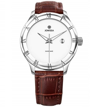Jowissa Leather Strap Men's Watch