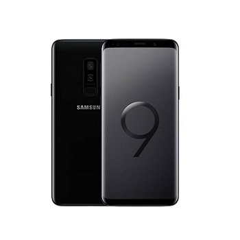 Samsung Galaxy S9+ 256GB, Midnight Black