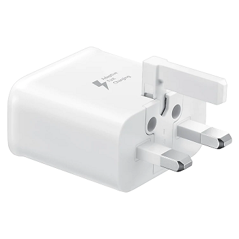 Samsung Travel Adaptor Micro, White