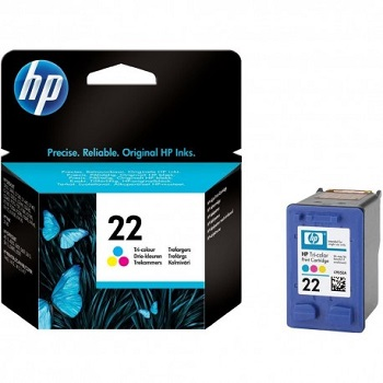 HP Cartridge 22 Color