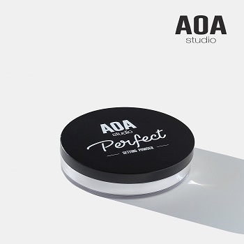 AOA Perfect Setting Powder- Matte Translucent