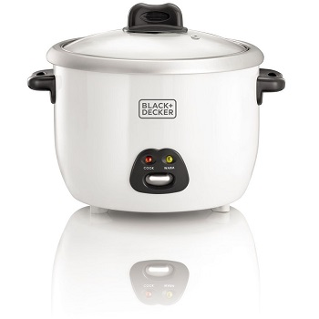 Black & Decker Automa Rice Cooker 1.8Ltr RC1850-B5