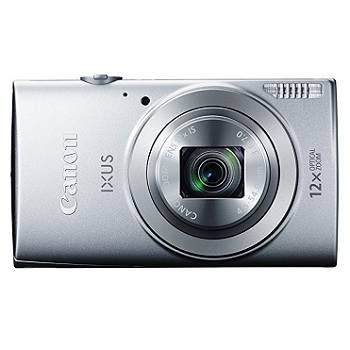 Canon Digital Camera Ixus 170, Silver