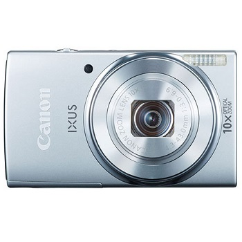 Canon Digital Compact Camera Ixus 155, Silver