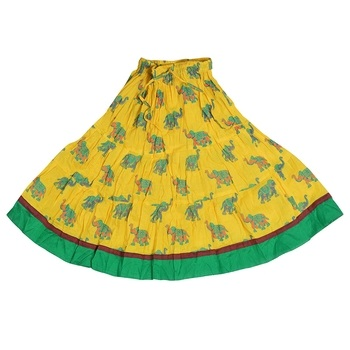 Moni - Cotton Girls Lehenga Choli-I01JP2B2CA6F4