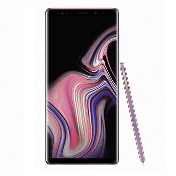 Samsung Galaxy Note 9 128GB, Lavender Purple