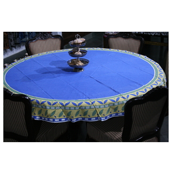Pinky - Cotton Printed Round Table Cover-Z31JP7BBA51AA
